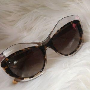 Worn Once Fendi Havana Sunglasses